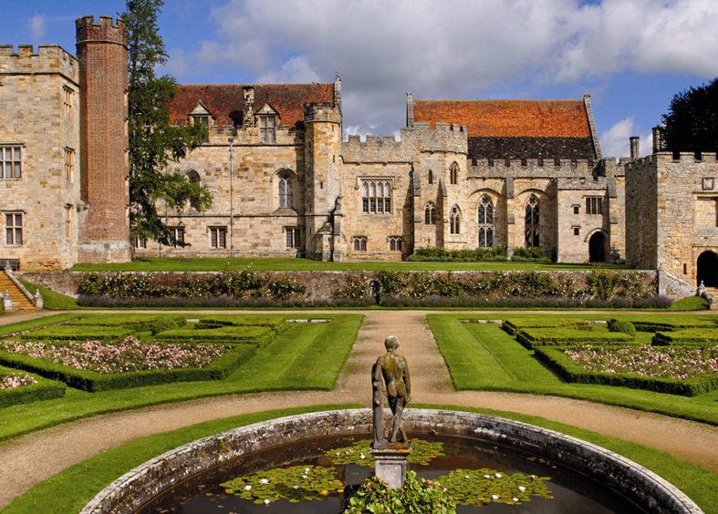 Penshurst Place historic Kent estate