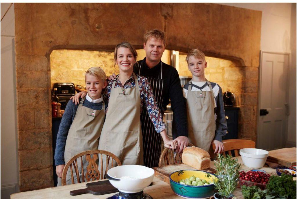 Mapperton House Montagu family