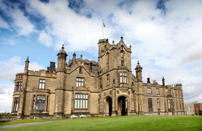 Allerton Castle, North Yorkshire
