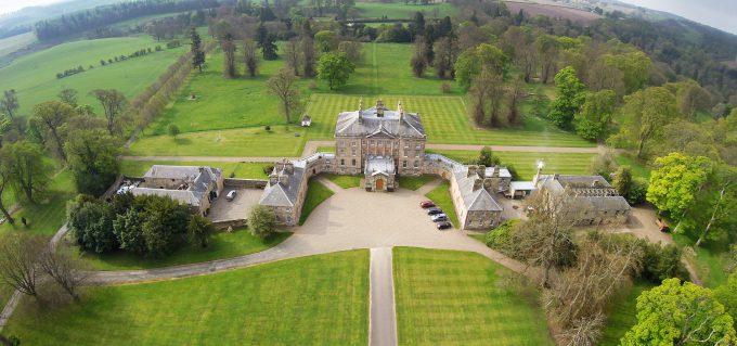 Arniston House, Midlothian