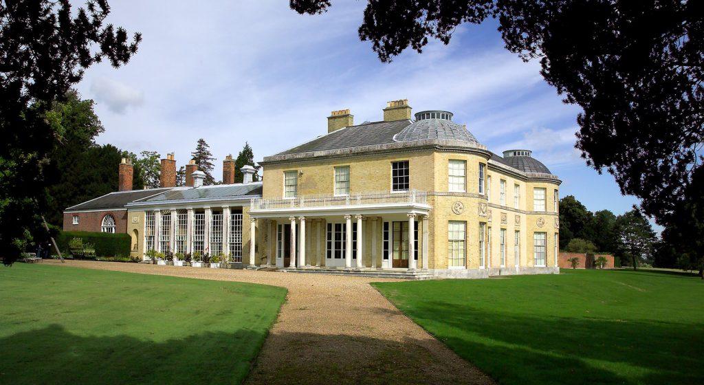 Belmont House, Kent