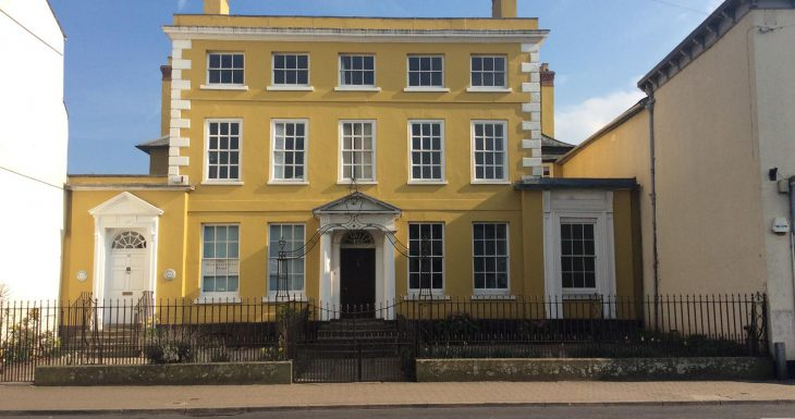 Cornwall House