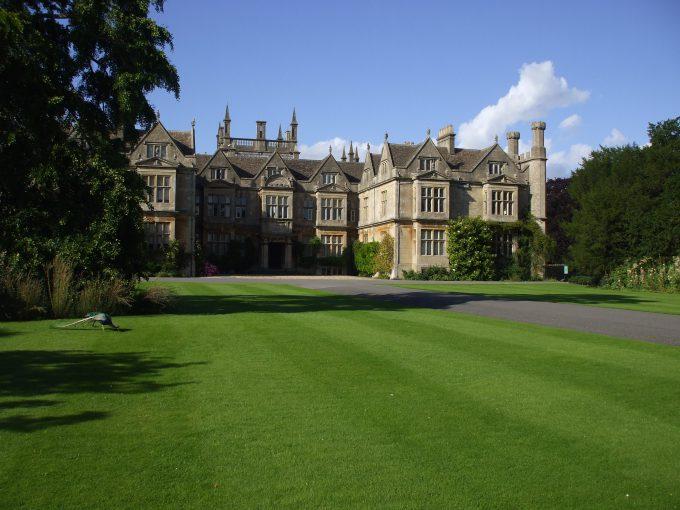 Corsham Court in Wiltshire