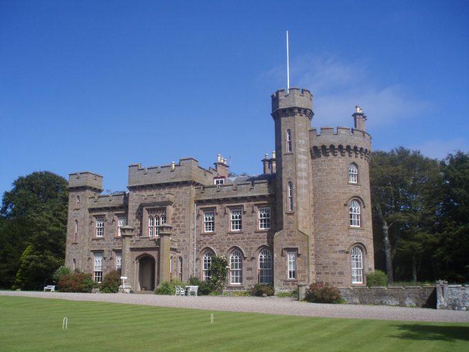 Dunninald Castle