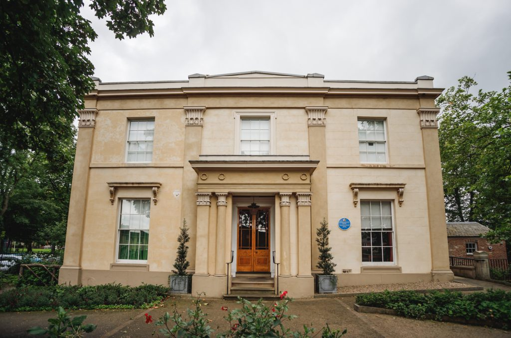 Elizabeth Gaskell's House in Manchester