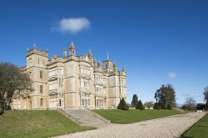 Englefield House is a beautiful historic house