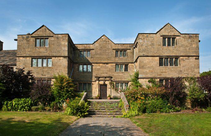 Eyam Hall, Derbyshire