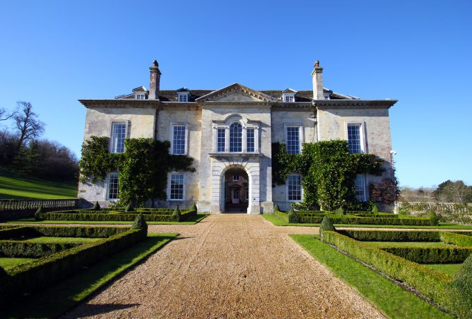 Firle Place in East Sussex is a beautiful wedding venue