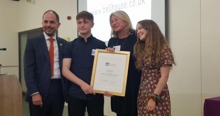The Frances Garnham Award 2019
