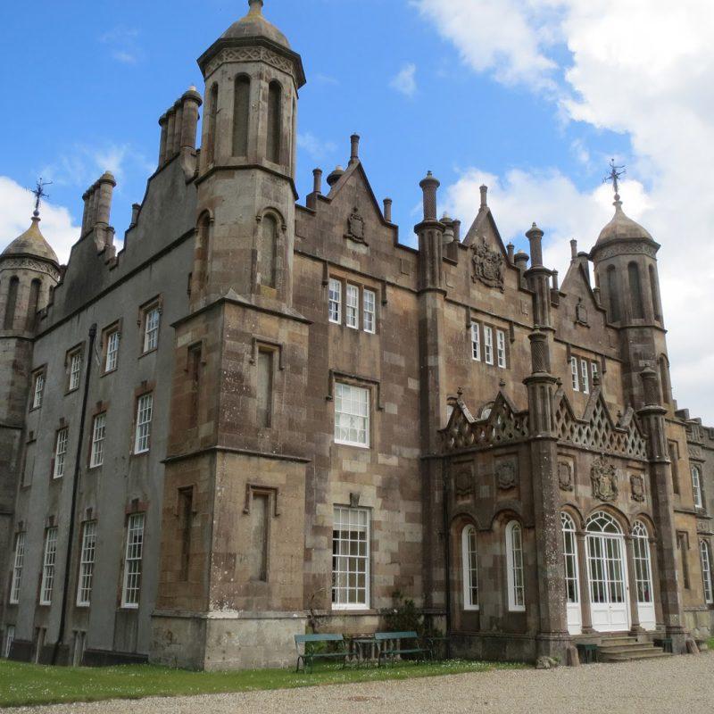Glenarm Castle in Ballymena