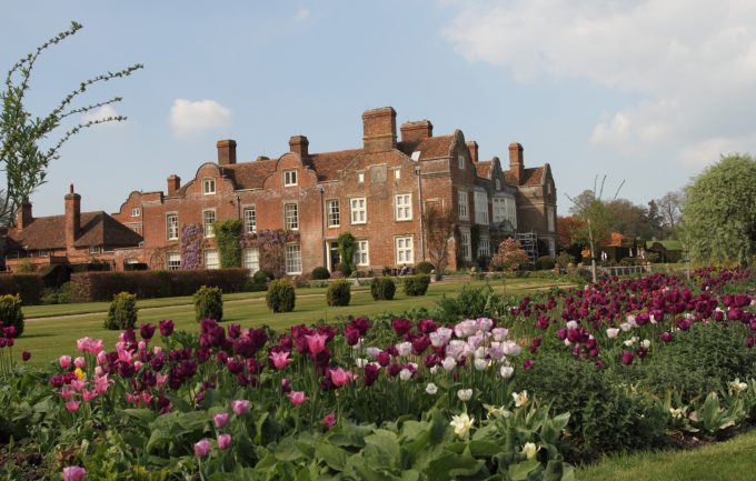 Godinton House and Garden in Kent