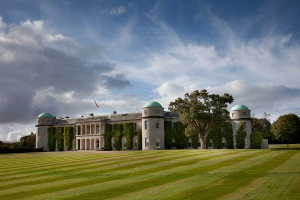 Goodwood House in West Sussex