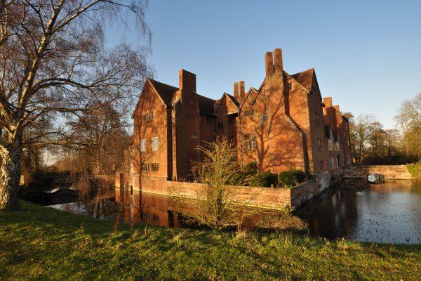 Harvington Hall is an Elizabethan Manor