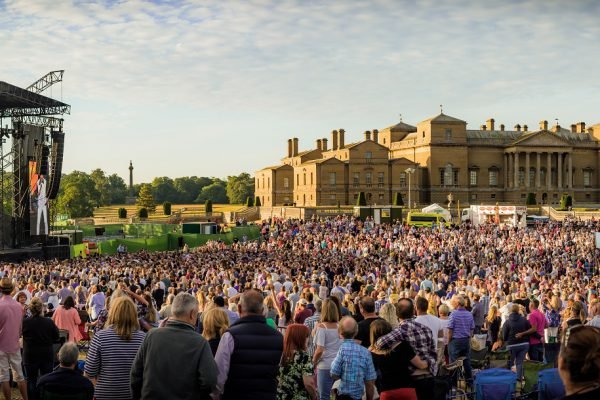 Holkham Hall Lionel Richie Concert credit Holkham Estate 2019