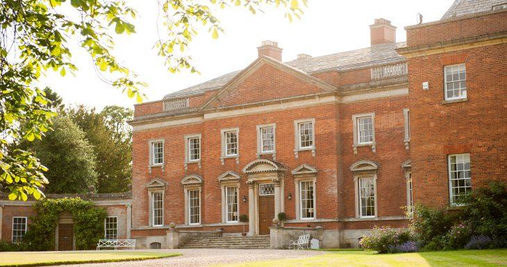 Kelmarsh Hall in Northampton