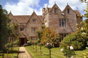Kelmscott Manor in Gloucestershire