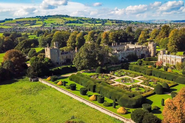 Sudeley Castle in Gloucestershire