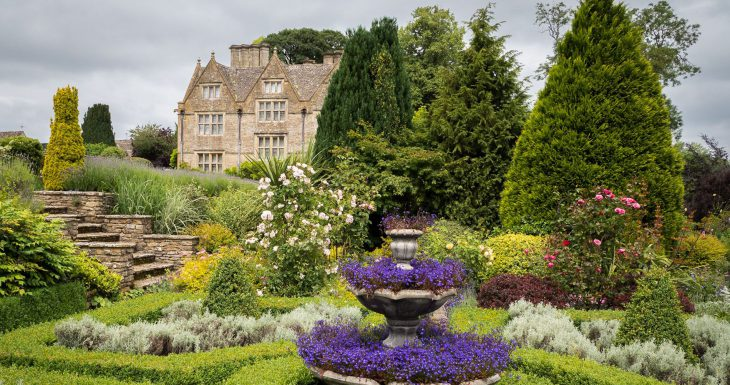Upper Slaughter Manor in Gloucestershire