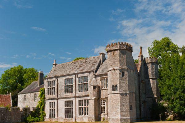 Wolfeton House in Dorset