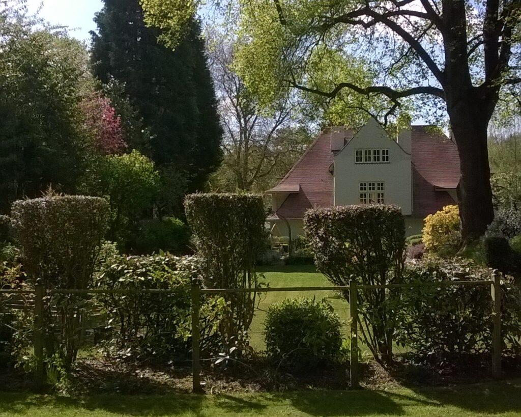 Yateley Road Garden