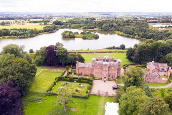 Kiplin Hall & Gardens in North Yorkshire is a beautiful historic house