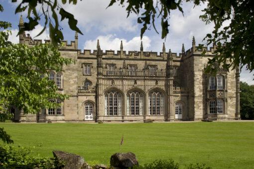 Arbury Hall, Warwickshire facade