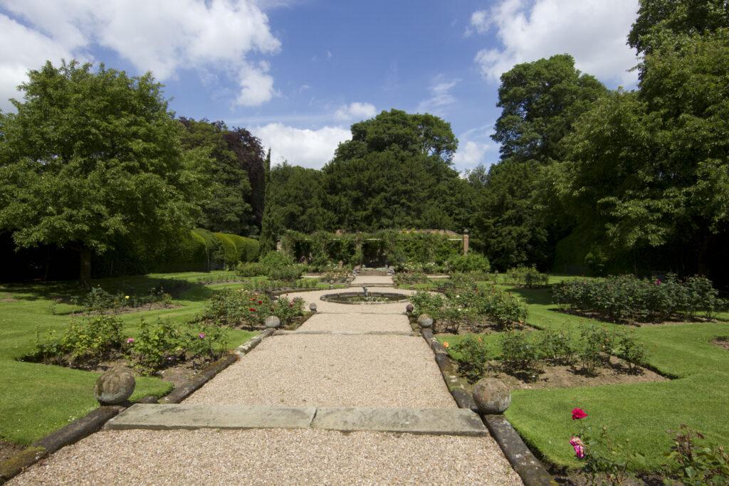 Arbury Hall Gardens