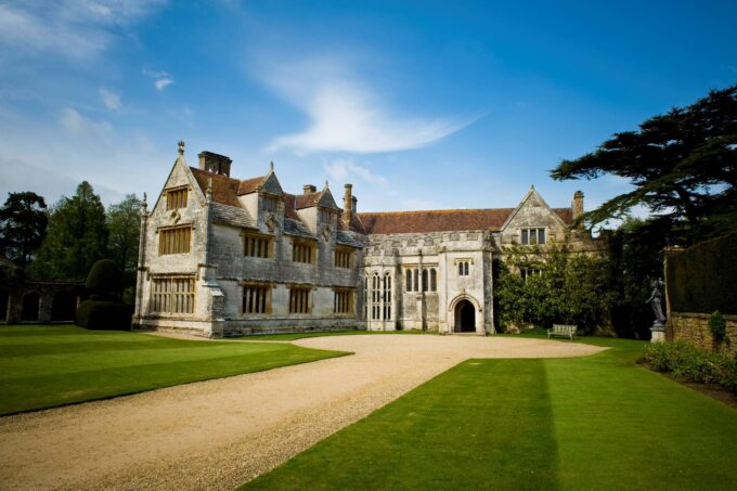 Athelhampton House and Gardens history