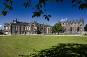 Auckland Castle in North East England