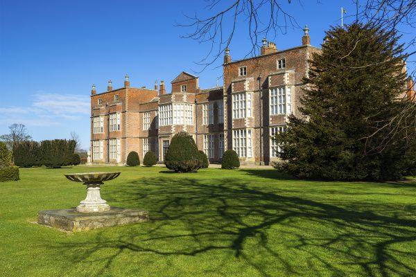 Burton Constable Hall grounds