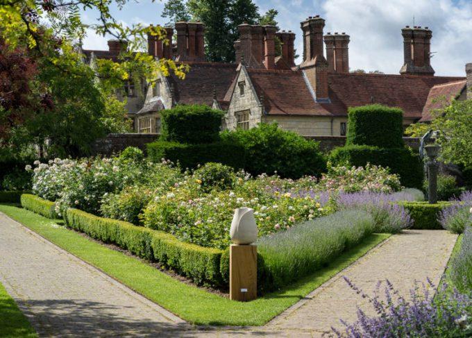 Borde Hill Rose Garden