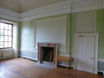 The Boudoir before work, Marchmont