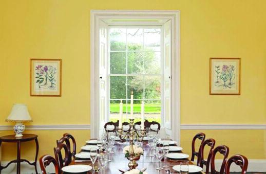 Bressingham dining room