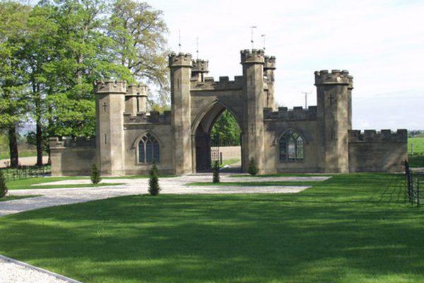 Brynkinalt gate