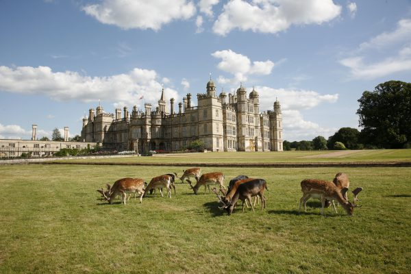 Burghley House photo by James Willis