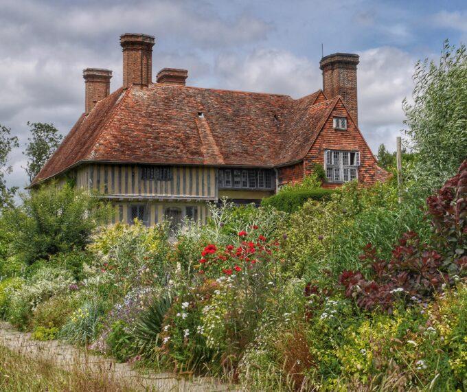 Carron Nightingale photo of Great Dixter Gardens