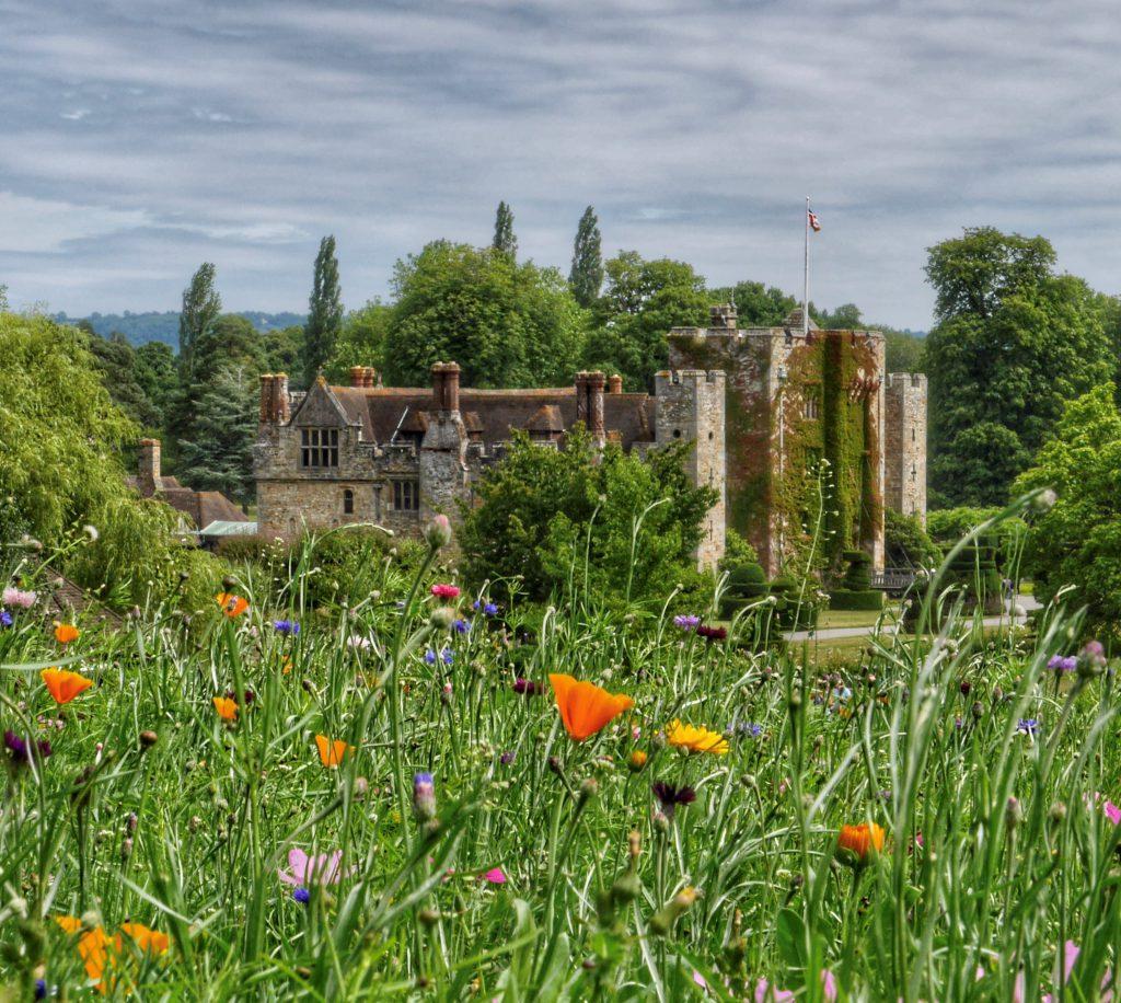 Hever Castle photo credit Carron Nightingale