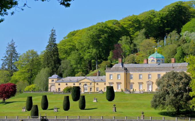 Castle Hill Gardens West Wing
