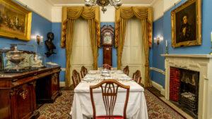 Charles Dickens Museum tea room