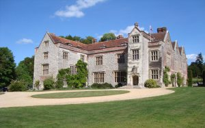 Chawton House in Alton, Hampshire