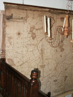 Columbine Hall Map