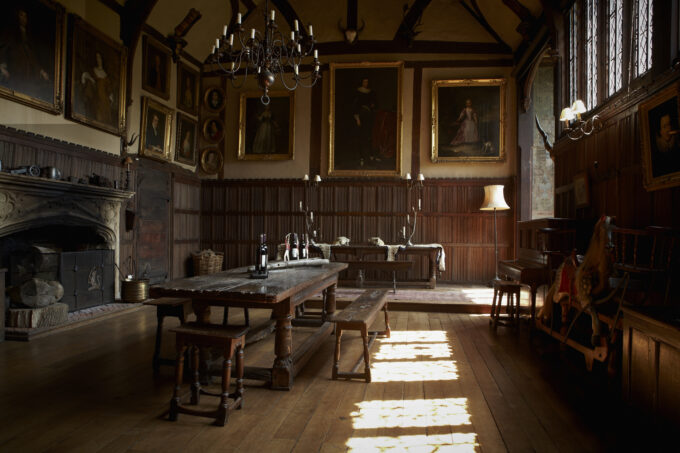Dorney Court Great Hall