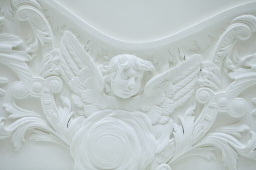 Drawing Room - detail at Marchmont House