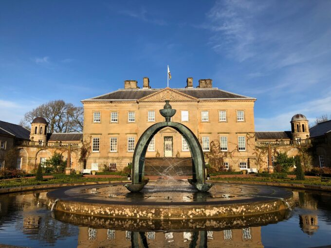 Dumfries House is a spectacular historic house