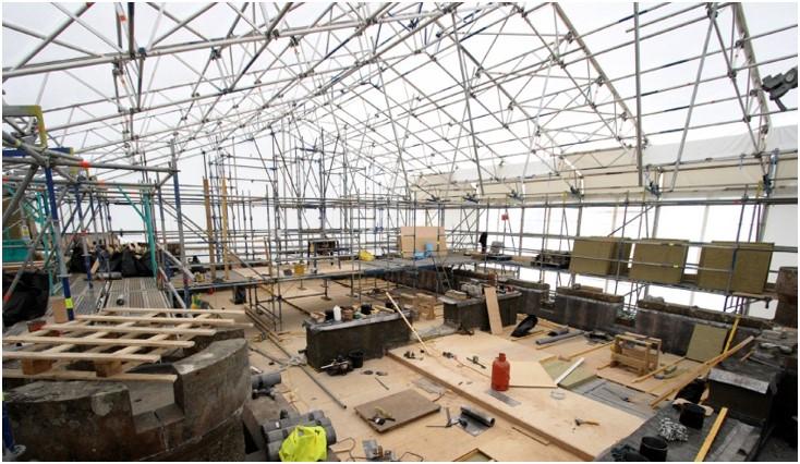 Dunvegan Castle - Restoration Award 2019