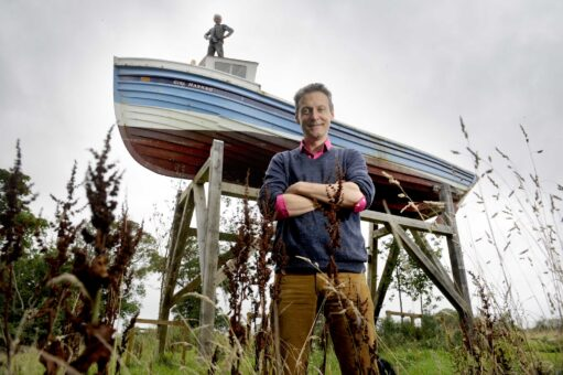 Marchmont Launches Skyboat Sculpture and £1 Million New Creative Spaces