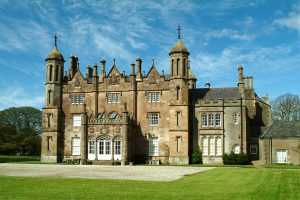 Glenarm Castle is a beautiful Co Antrim historic house