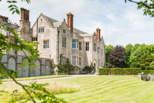 Glynde Place is a beautiful wedding venue in East Sussex