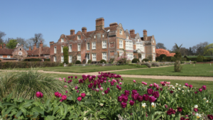 Godinton House and Garden grounds and flowers