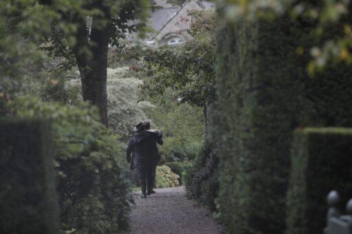 Gresgarth Hall Garden Work